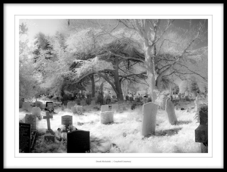 IR - Crayford - Cemetery - 19 April 2021 IMG_9041 Crayford Cemeterry