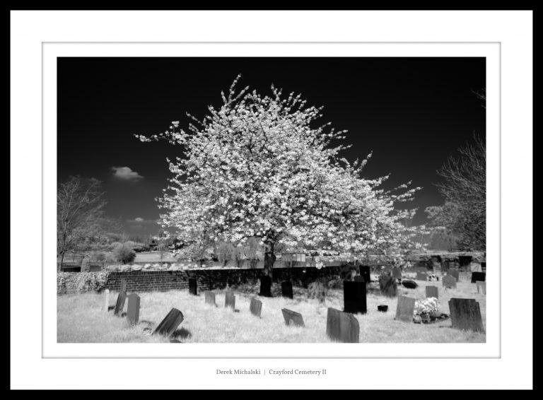 IR - Crayford - Cemetery - 19 April 2021 IMG_9065 Crayfrord Cemetery III