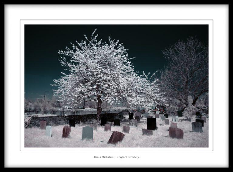IR - Crayford - Cemetery - 19 April 2021 IMG_9068 Creyford cemetery