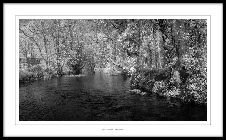 IR - Dartford - Brooklands Lake - 20 April 2021 IMG_9123 Darent River
