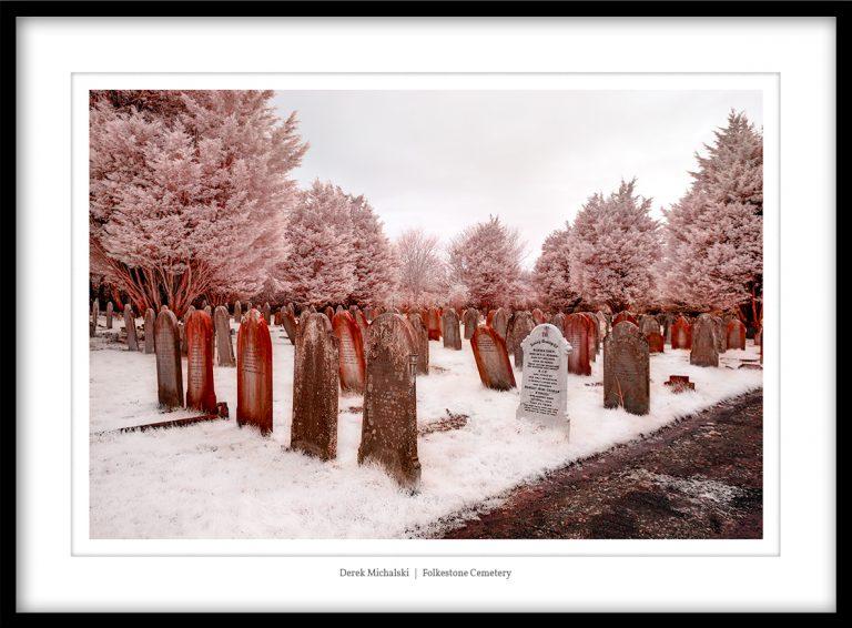 IR - Folkestone Cementery 22 Nov 2020 IMG_6373 Folkestone Cemetery II