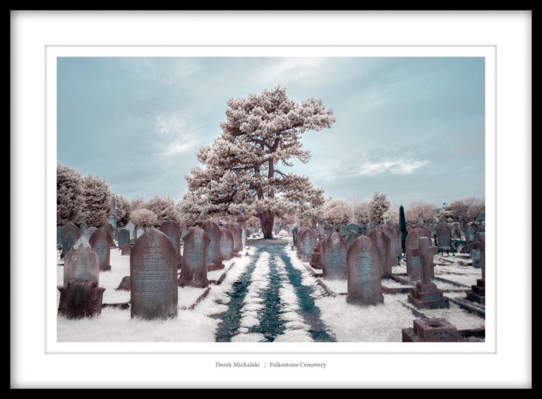 IR - Folkestone Cementery 22 Nov 2020 IMG_6407 Folkestone Cemetery