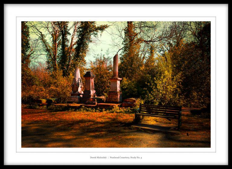 UK - London - Nunhead Cemetery - 23 April 2021 DSC_7178 Nunhead Cemetery, Study No. 4