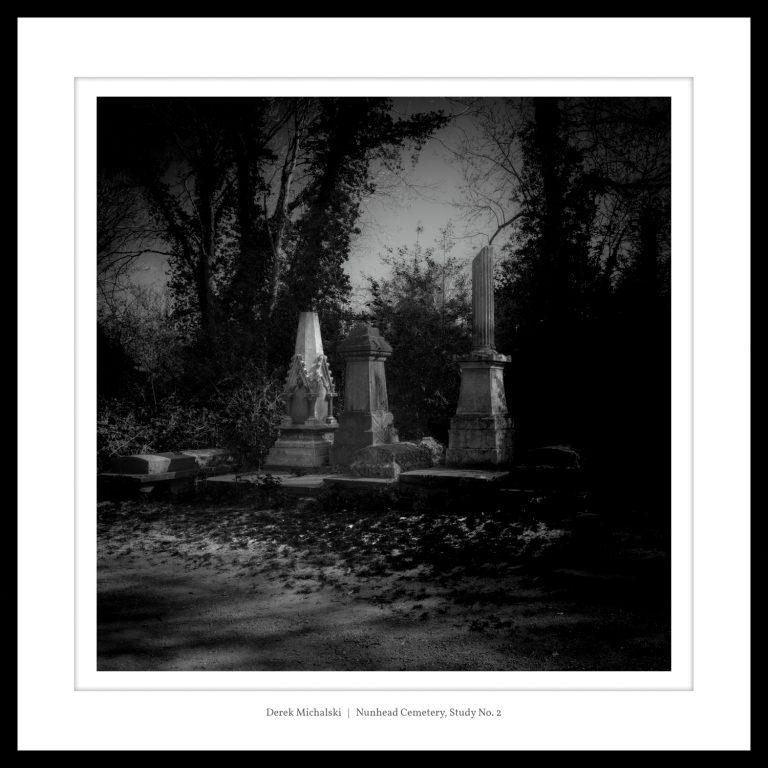 UK - London - Nunhead Cemetery - 23 April 2021 DSC_7179 Nunhead Cemetery, Study No. 2