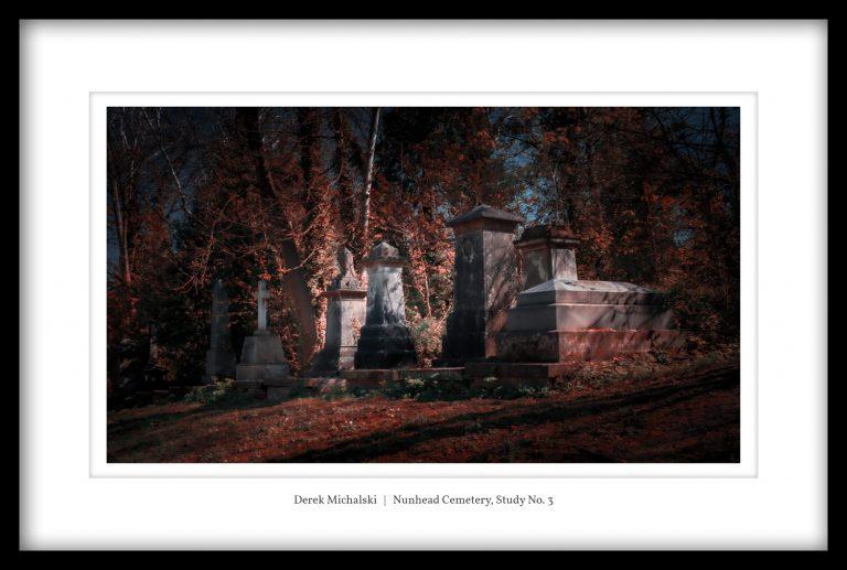 UK - London - Nunhead Cemetery - 23 April 2021 DSC_7186 Nunhead Cemetery, Study No. 3