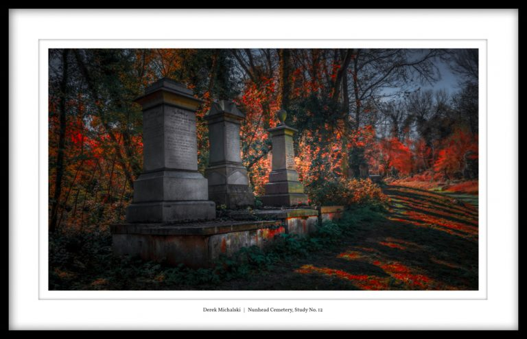 UK - London - Nunhead Cemetery - 23 April 2021 DSC_7192 Nunhead Cemetery, Study No. 12