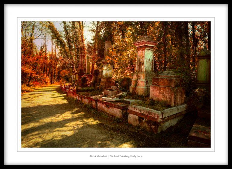 UK - London - Nunhead Cemetery - 23 April 2021 DSC_7218 Nunhead Cemetery, Study No. 5