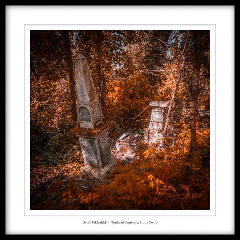 UK - London - Nunhead Cemetery - 23 April 2021 DSC_7238 Nunhead Cemetery, Study No. 10